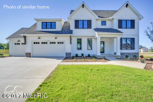 7448 Sunfish Woods Court, Rockford, MI 49341