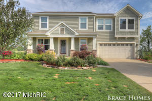 8913 ALANADA Drive Grand Rapids Home Listings - Mark Brace Real Estate Homes Condos Property For Sale