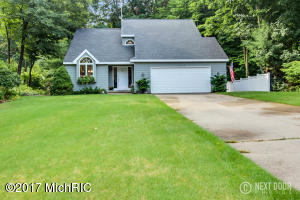 17310 Hidden Treasure Drive, West Olive, MI 49460