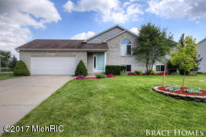 5868 Buttercup Court Grand Rapids Grandville Sales - Mark Brace Real Estate Homes Condos Property For Sale
