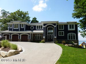 """751 W Gull Lake Drive with 118' of """"All Sports"""" Gull Lake waterfront!"""