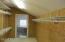 HUGE Master Closet - Cedar lined