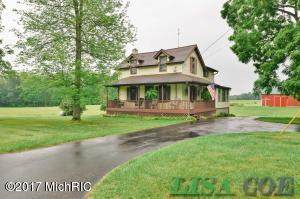 1084 E Long Lake Road, Fenwick City, MI 48834