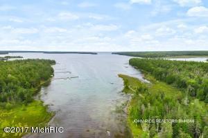 1943 South Duck Bay Trail, Cedarville, MI 49719
