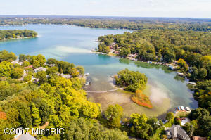 2030 acre Gull Lake is one of the most notable and desirable in-land lake destinations in Southwest Michigan.