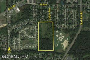 VL Leigh Avenue, Kalamazoo, MI 49048