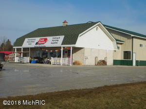 4842 S Maple Island Road, Fremont, MI 49412
