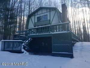 12181 Trail Creek Drive, Canadian Lakes, MI 49346