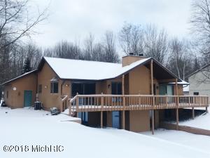 9170 Edgewater Drive, Canadian Lakes, MI 49346
