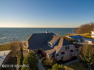 Aerial of 11409 Lakeshore