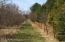 Fence lines back property line