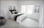 Bedroom 3 would make a lovely guest room. Adjacent full bath.