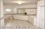 Main floor laundry room and half bath.