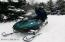 Hundreds of miles of snowmobile trails close by