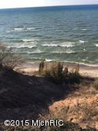 Lake front view