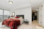 Master Suite with Large Walk-in Closet