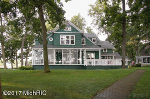 Property for sale at 1 Gull Lake Island, Richland,  MI 49083