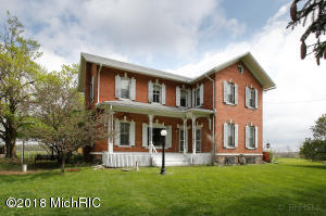 Property for sale at 6383 Dowling Road, Nashville,  MI 49073