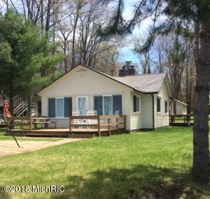 1824 Wolf Lake Drive, Baldwin, MI 49304
