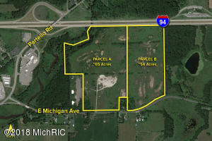 Property for sale at E Michigan Avenue Unit A & B, Marshall,  MI 49068