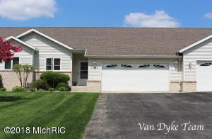 Property for sale at 12450 Bay View Drive Unit 10, Wayland,  Michigan 49348