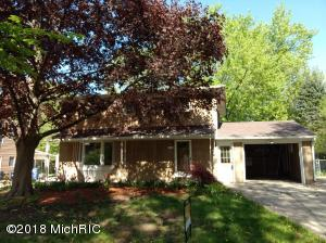 This is a 2 story home all brick, 4 bedrooms 1 and 1/2 bath, New roof, Amazing location is surrounded by parks, Ridgeview Jr. High,Ottawa Hills, and GR Christian High schools. Easy access to shopping center, Downtown, expressway, Hospital.This is a great place to call home....