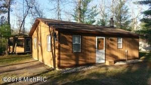 3399 W Butler Road, Irons, MI 49644
