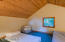 Guesthouse loft bedroom