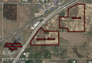 3059 80th Avenue 18.5 Acres, Zeeland, MI 49464
