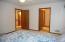 Master Bedroom View of Entry Door and Walk-in Closet
