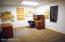 Lowest Level (Basement) Office