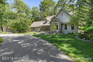6070 Scenic Woods Circle N 18, Muskegon, MI 49445