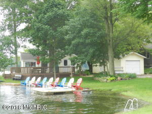 Property for sale at 10825 Long Point Drive, Plainwell,  MI 49080