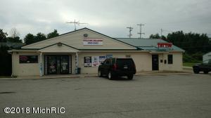 1709 S State Street, Big Rapids, MI 49307