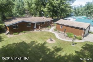5698 Logging Trail Drive Drive, Sears, MI 49679