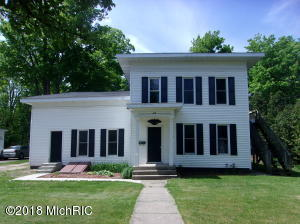213 N Phelps Street, Decatur, MI 49045