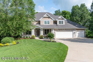 Property for sale at 6597 Hidden Lake Circle, Richland,  MI 49083