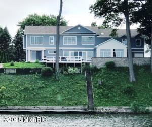 Grand home offers the ideal home on the lake.