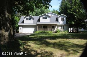 Property for sale at 5238 N Scenic Drive, Whitehall,  MI 49461