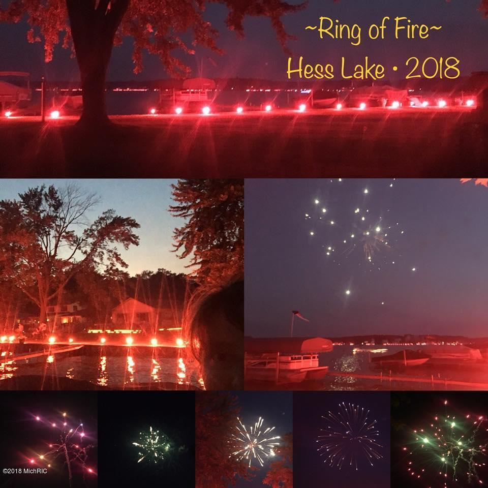 Hess Lake - Ring of Fire