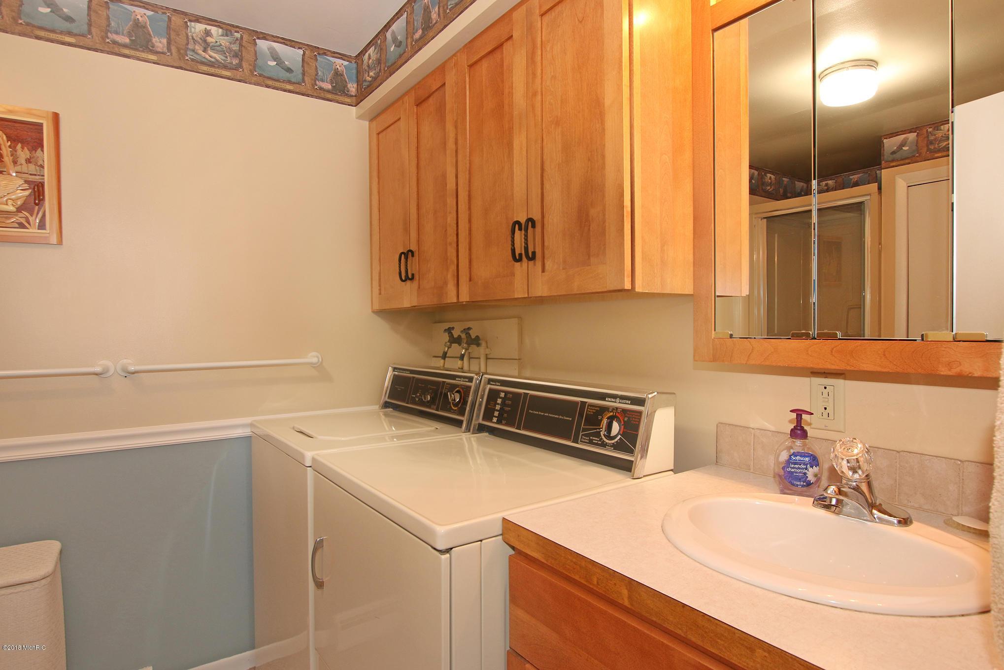Laundry room & Bath #2