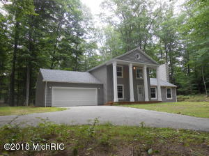 Property for sale at 5926 Nestrom Road, Whitehall,  MI 49461