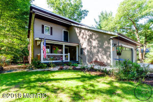 Property for sale at 5851 Duck Lake Road, Whitehall,  MI 49461