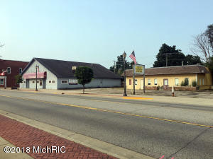 116-120 S State Street, Gobles, MI 49055