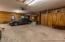 Double Set Garage Doors and Workshop 1782 sf