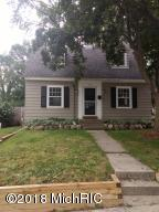 Charming Cape Cod. This property offered 2 bedrooms and 1 1/2 bath. Wonderful Mulick Park Area. Many updates has been done to this Cozy home. New interior paint.Hardwood floors under the new carpet throughout.This house is about charm and character. Easy to show.