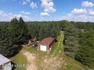 8950 E Burns Road, Merritt, MI 49667
