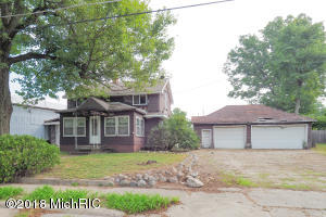 Property for sale at 203 Roberts Street, Plainwell,  MI 49080
