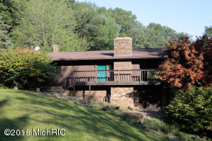 Property for sale at 1870 W Sheffield Road, Hickory Corners,  MI 49060