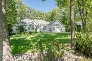 Property for sale at 4868 Terravita Drive, Whitehall,  MI 49461